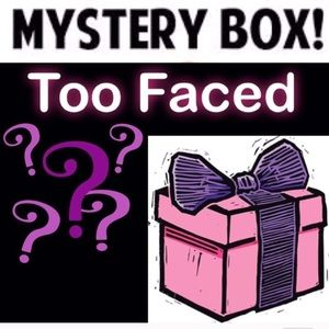 🍑Too Faced Makeup Mystery Box🍑